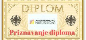 Priznavanje diplome u Njemackoj