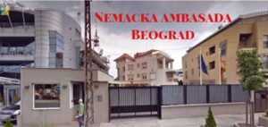 Nemacka ambasada Beograd