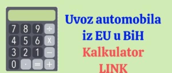 Uvoz-automobila-iz-EU-u-BiH-Kalkulator